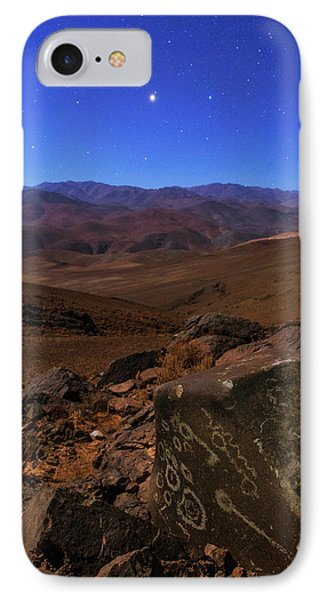 Mars In Opposition IPhone Case by Babak Tafreshi