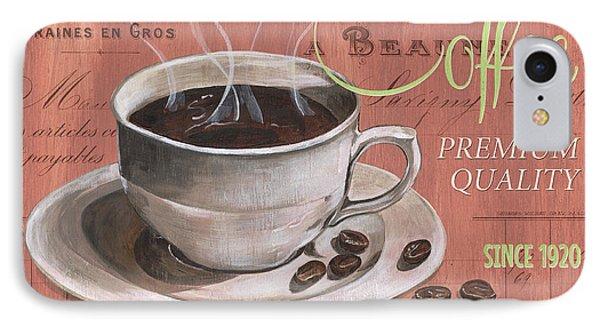 Marsala Coffee 1 IPhone Case