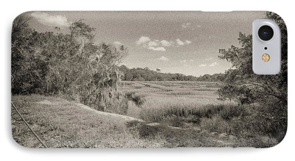 Marsh 2 IPhone Case by J Riley Johnson