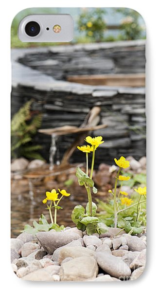 Marsh Marigolds Phone Case by Anne Gilbert
