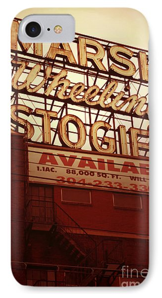 Marsh Stogies Sign IPhone Case