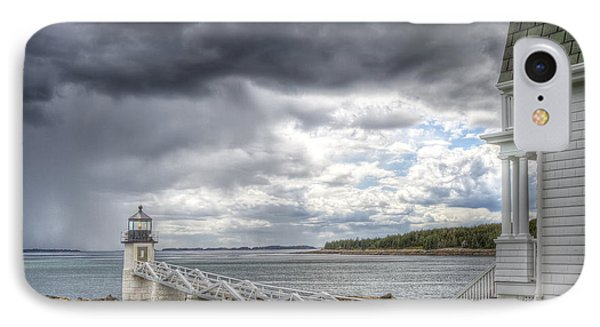 Marshall Point Lighthouse IPhone Case