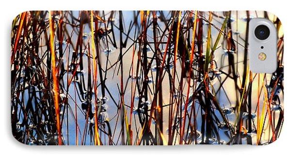 Marshgrass Phone Case by Karen Wiles
