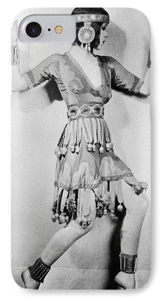 Martha Graham (1894-1991) IPhone Case by Granger