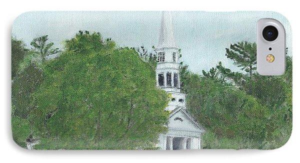 Martha Mary Chapel IPhone Case