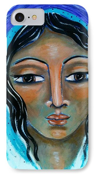 Martha IPhone Case by Maya Telford