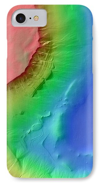 Martian Gullies IPhone Case by Nasa