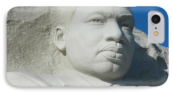 Martin Luther King Jr Memorial IPhone Case by Emmy Marie Vickers