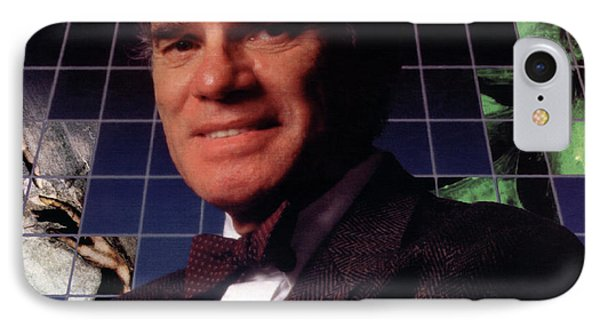 Martin Rodbell IPhone Case by National Library Of Medicine