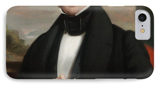 Martin Van Buren IPhone Case by Shepard Alonzo Mount