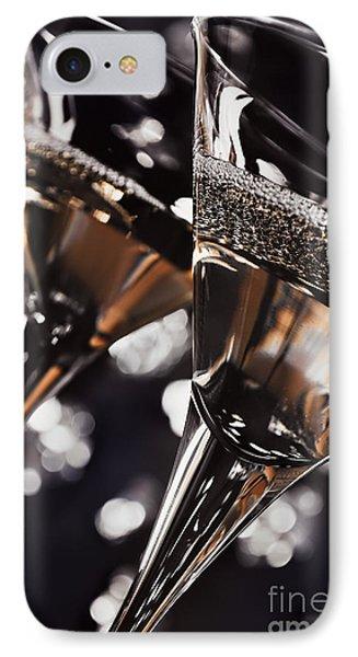 Martini Glasses Phone Case by Jelena Jovanovic