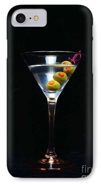 Martini IPhone Case by Paul Ward