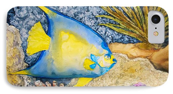 Martinique Angel IPhone Case by Patricia Beebe