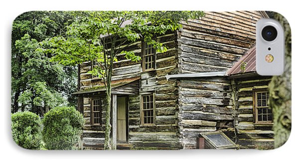 Mary Dells House Phone Case by Heather Applegate