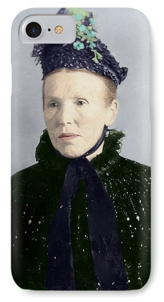Mary Geraghty IPhone Case