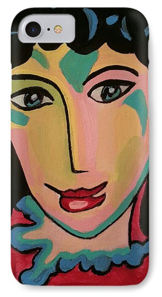 Mary IPhone Case