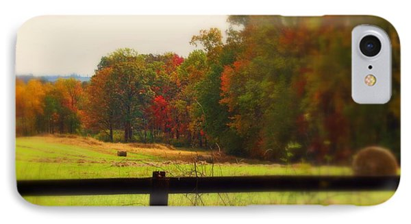 Maryland Countryside IPhone Case by Patti Whitten