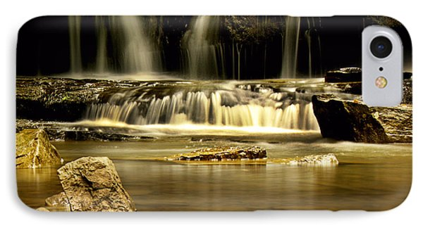 Mash Fork Falls IPhone Case by Melissa Petrey