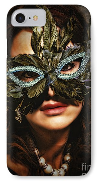 Mask  No. 2  ... IPhone Case
