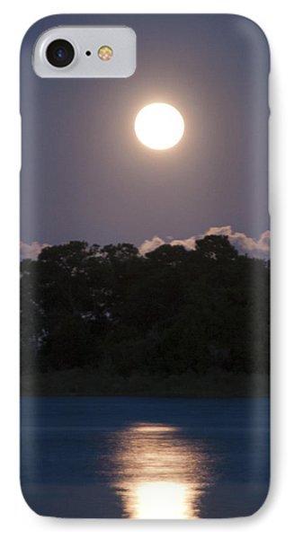 Masonboro Moonrise IPhone Case