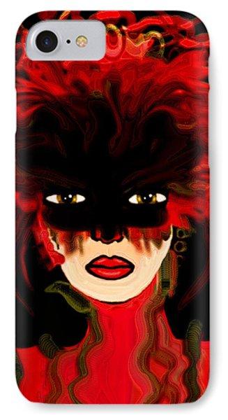 Masquerade Ball Phone Case by Natalie Holland