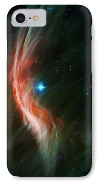 Massive Star Makes Waves IPhone Case by Adam Romanowicz