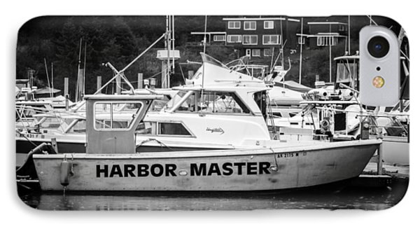 Master Of The Harbor Phone Case by Melinda Ledsome