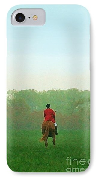 Master Of The Hunt IPhone Case