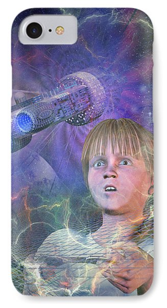 Master Of The Universe Phone Case by Carol and Mike Werner