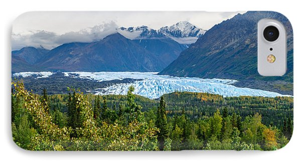 Matanuska Glacier IPhone Case