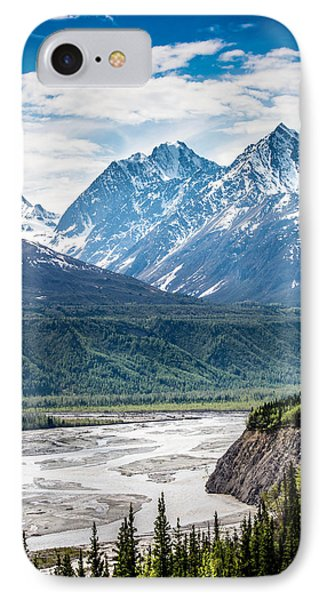Matanuska River  IPhone Case