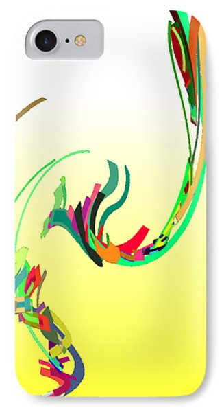 Mating Dance IPhone Case by Stephen Coenen