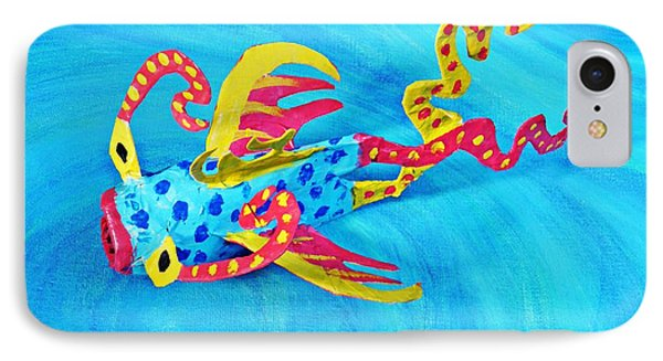 Matisse The Fish IPhone Case by Sarah Loft