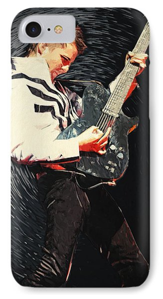 Matthew Bellamy IPhone 7 Case