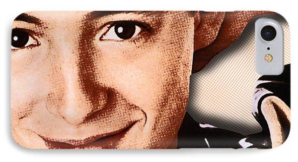 Matthew Broderick In Ferris Bueller's Day Off  IPhone Case