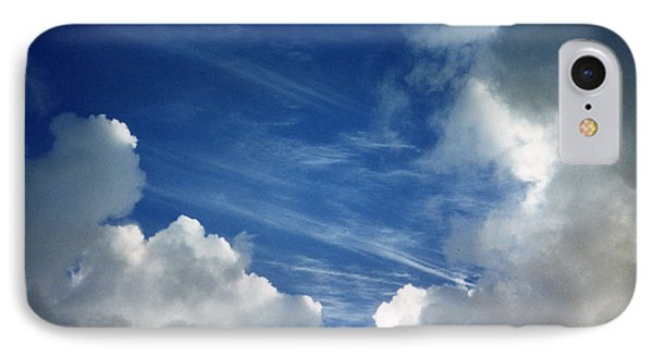 IPhone Case featuring the photograph Maui Clouds by Evelyn Tambour