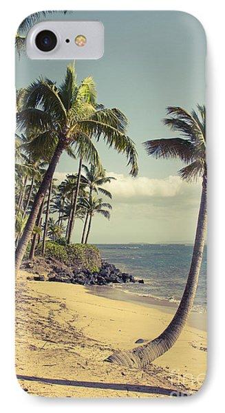 Maui Lu Beach Hawaii IPhone Case