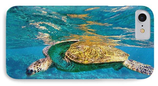 Maui Sea Turtle IPhone Case