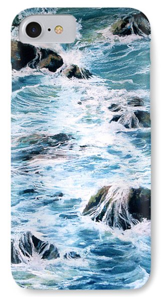 Maui Shoreline 3 IPhone Case by Rae Andrews