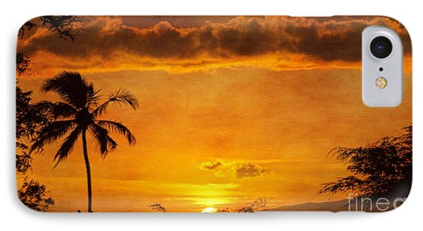 Maui Sunset Dream IPhone Case