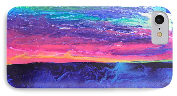 Maui Sunset IPhone Case by Ralph White