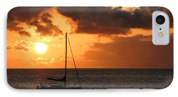 Maui Sunset IPhone Case by Shane Kelly