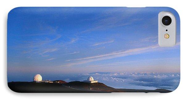 Mauna Kea Observatory IPhone Case