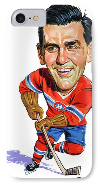 Maurice Rocket Richard IPhone Case