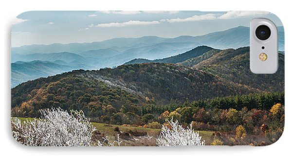 IPhone Case featuring the photograph Max Patch In Appalachian Mountains by Debbie Green