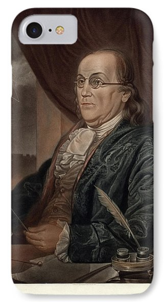 Max Rosenthal After Charles Willson Peale IPhone Case by Quint Lox