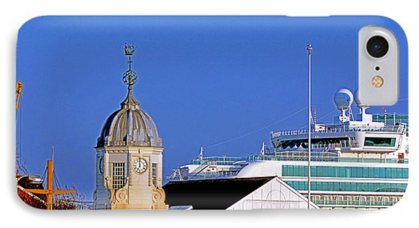 Maxims Casino Town Quay And Ventura Phone Case by Terri Waters