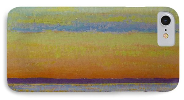May Sunset IPhone Case by Gail Kent