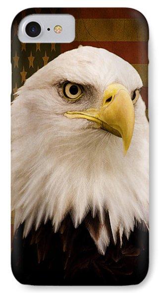 May Your Heart Soar Like An Eagle Phone Case by Jordan Blackstone