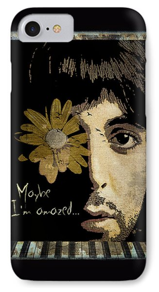Maybe I'm Amazed... Phone Case by Marie  Gale